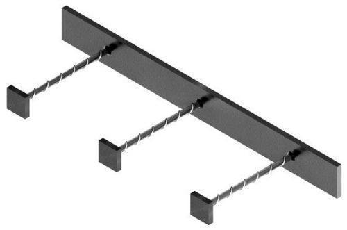 Закладная деталь МН101 — МН104