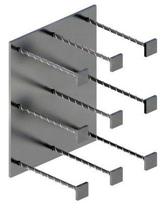 Закладная деталь МН152 — МН158