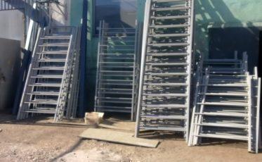 Лестничные и газонные ограждения — производство