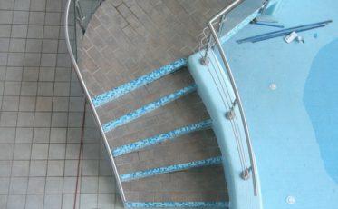 Ограждения из нержавеющей стали для ТРК «Родео Драйв»