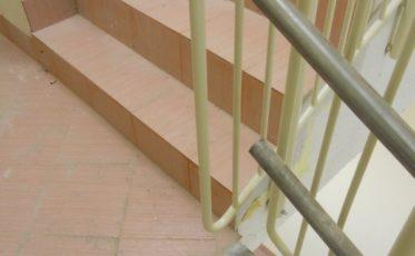 Лестничные ограждения для детского сада