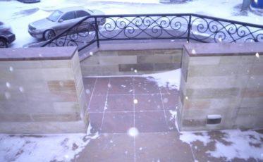Изготовление и установка металлической лестницы