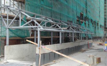 Конструкции из металла — изготовление и монтаж