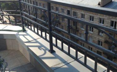 Ограждения крыши и балконов — производство и монтаж